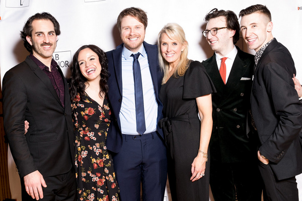 Photos: Inside Opening Night Of ABNORMAL At Theatre Row, NYC