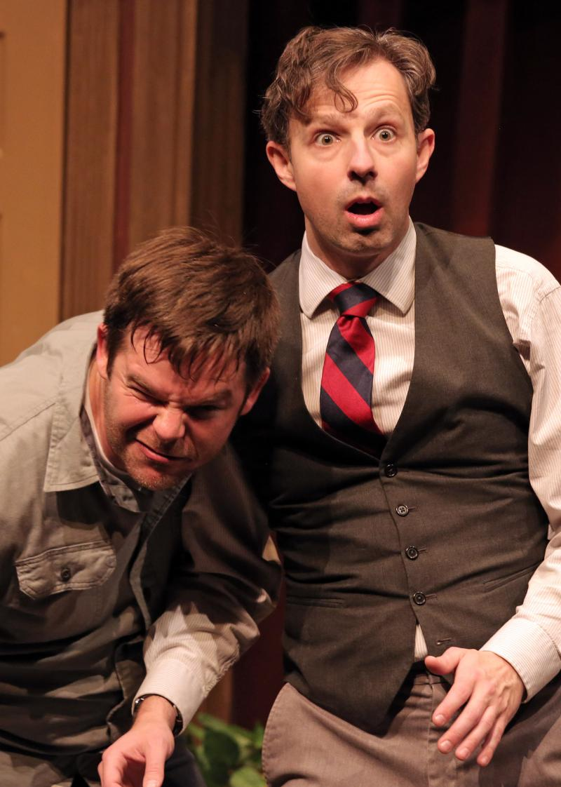 BWW Review: The Play's the Thing: POPCORN FALLS at the Good Theater
