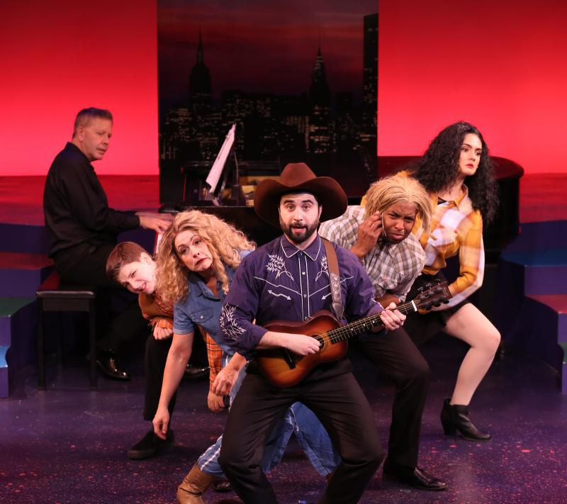 BWW Review:  Gerard Alessandrini's FORBIDDEN BROADWAY: THE NEXT GENERATION Moves To The York