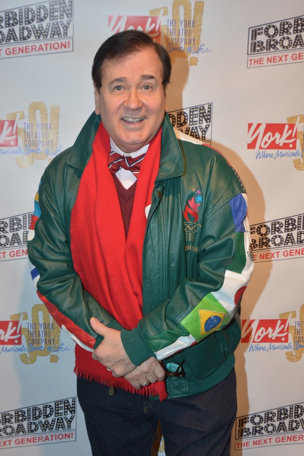 Photo Coverage: FORBIDDEN BROADWAY THE NEXT GENERATION Opens at The York Theatre Company