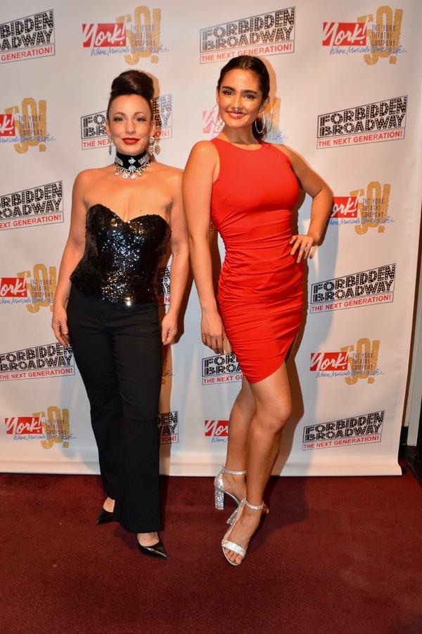 Jenny Lee Stern and Aline Mayagoitia Photo