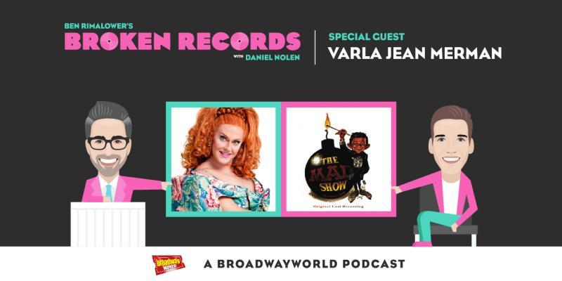 BWW Exclusive: Ben Rimalower's Broken Records with Special Guest Varla Jean Merman!