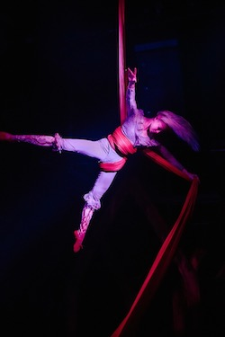 Guest Blog: Director Joanna Vymeris On Combining Poetry and Circus in SKY IN THE PIE