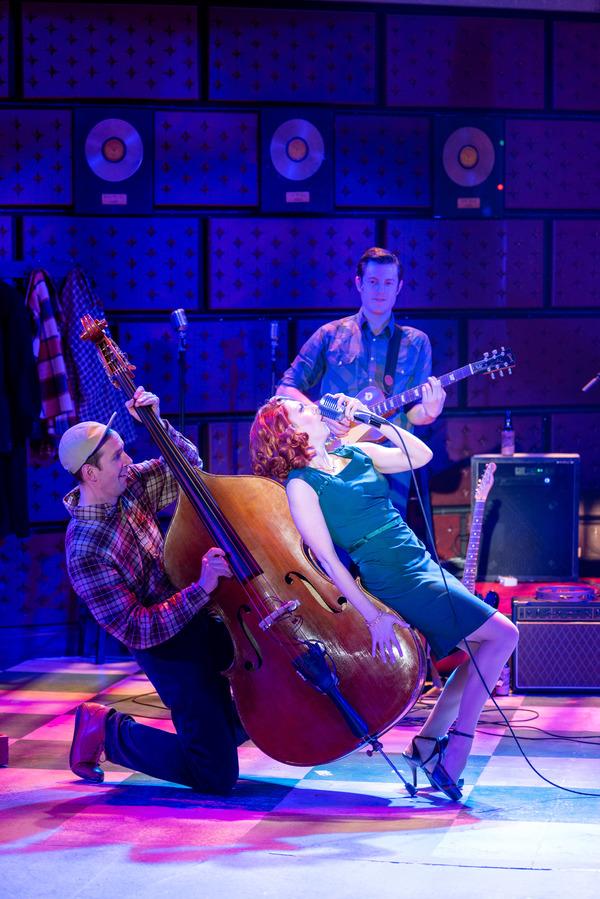 Corey Kaiser and Sarah Ellis