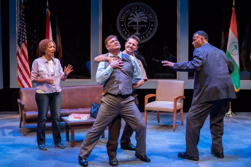 BWW Review: AMERICAN SON at the Adrienne Arsht Center