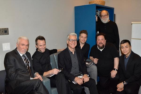 Patrick Page, Christian Conn, Mark Waldrop, Christian DeMarais, Justin Robertson, Rob Photo