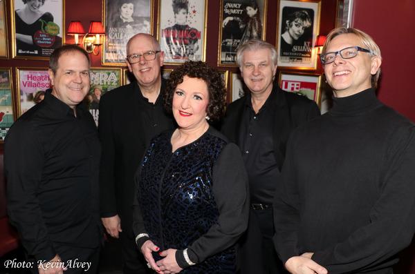 Eric Halvorson, Jeff Harris, Marci Kraft, Peter Calo, Scott Thornton Photo