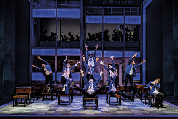 Photo Flash: First Look at the New Cast of EVERYBODY'S TALKING ABOUT JAMIE