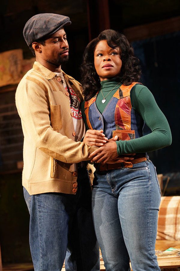 Photos: First Look at JITNEY at the Old Globe