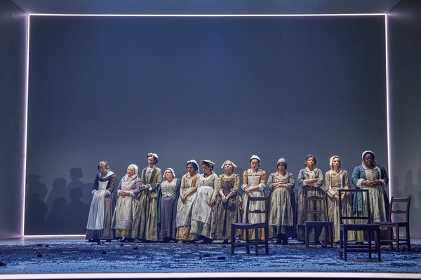 Photos: Check Out Production Photos of THE WELKIN at the the National Theatre