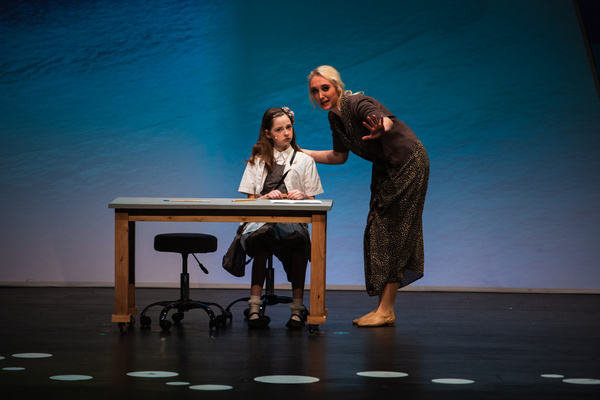 Photo Flash: First Look at THE DOT At Stages Theatre Company