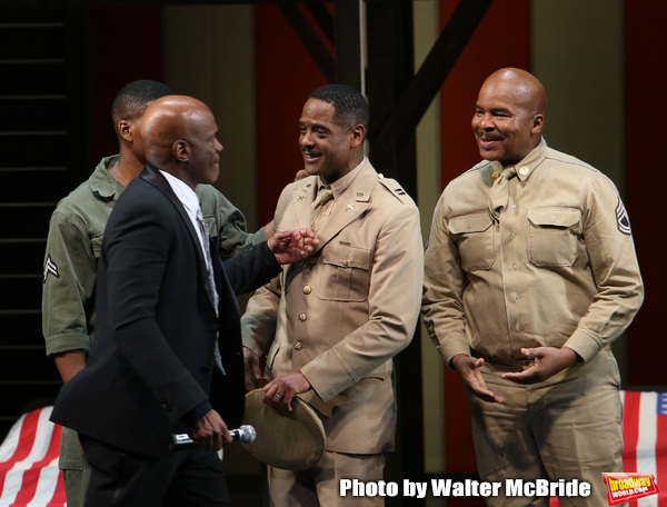 Kenny Leon, Blair Underwood and David Alan Grier  Photo
