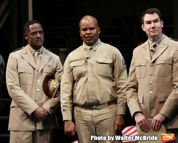 Blair Underwood, David Alan Grier and Jerry O'Connell  Photo