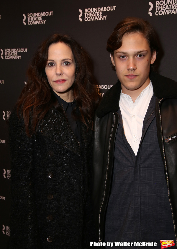 Mary Louise Parker and William Parker  Photo