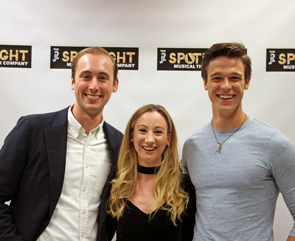 Photo Flash: Meet the Cast of SEESAW at Theatre Row