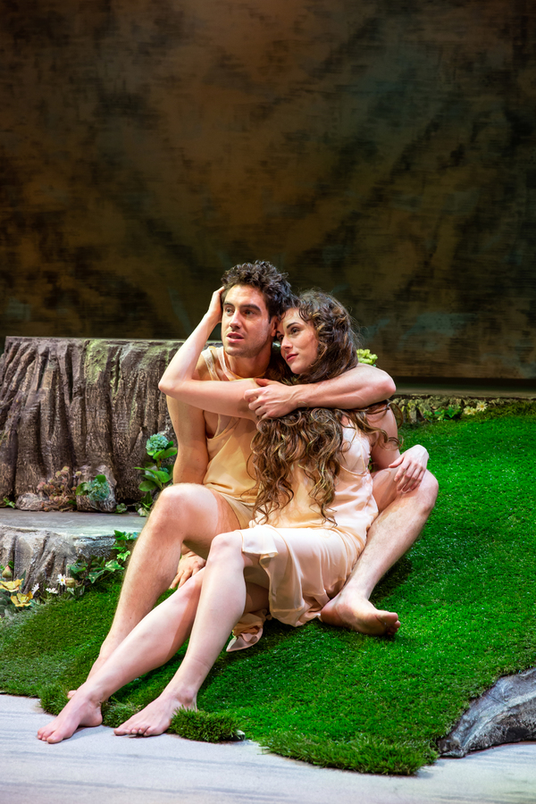 Photo Flash: First Look at PARADISE LOST at Theatre Row