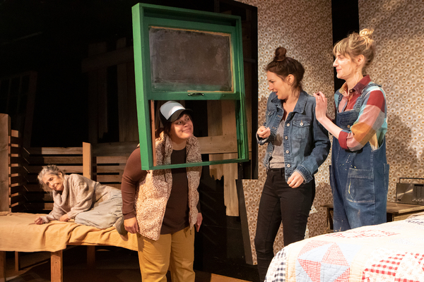 Photo Flash: First Look at ALABASTER at Capital Stage