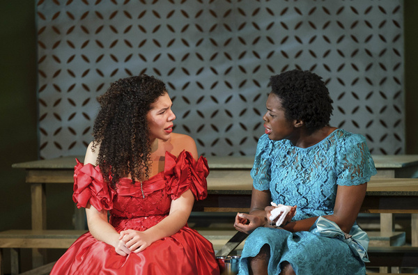 Photo Flash: First Look at SCHOOL GIRLS; OR, THE AFRICAN MEAN GIRLS PLAY in Portland