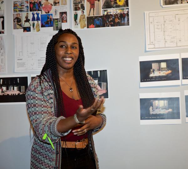 NJ Agwuna (Director, The Lover) Photo