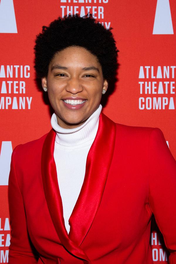 Photo Coverage: Atlantic Theater Company Celebrates Opening Night of PARIS