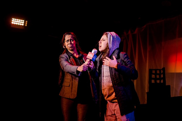 Photo Flash: First Look at GOOD MORNING NEW YORK