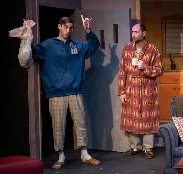 Photo Flash: First Look at Firehouse's East Coast Premiere Of STUPID KID