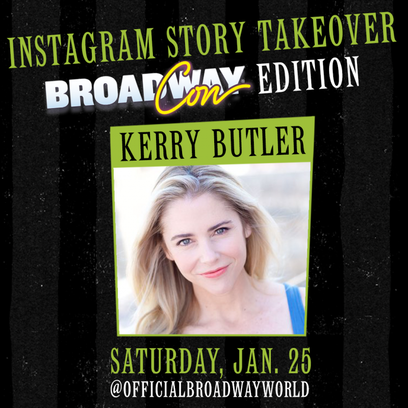 BEETLEJUICE's Kerry Butler Takes Over Instagram Saturday!