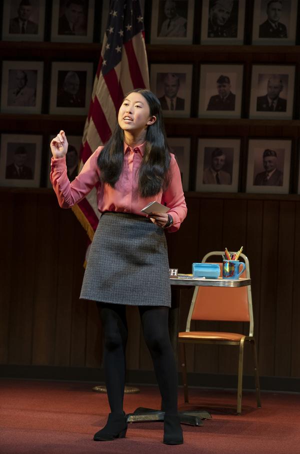 Photo Flash: First Look At WHAT THE CONSTITUTION MEANS TO ME in Los Angeles
