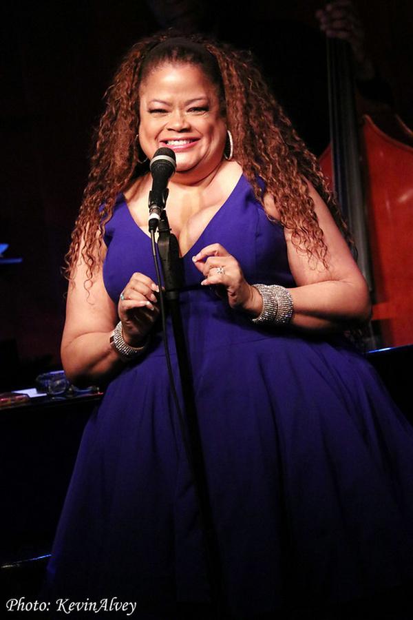 Photos: Natalie Douglas Celebrates Ella Fitzgerald At Birdland