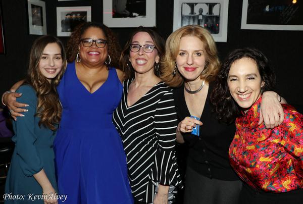 Anais Reno, Natalie Douglas, Susie Mosher, Julie Kurtzman, Gabrielle Stravelli Photo