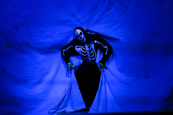 Photo Flash: EVERYBODY Wants to Cheat Death—Now on Stage at PlayMakers