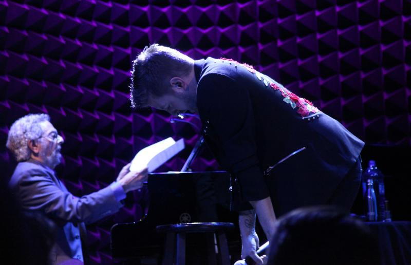 BWW Review: BILLY GILMAN Comes Of Age at Joe's Pub