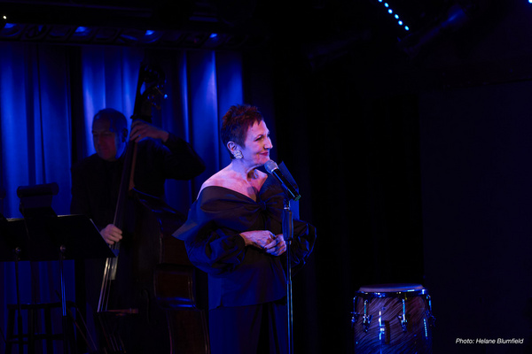 Photos: Joanne Halev Takes the Stage At The Laurie Beechman Theater