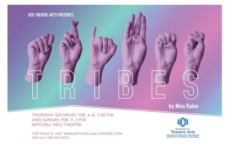 BWW Feature: UCO Presents the Compelling Play TRIBES