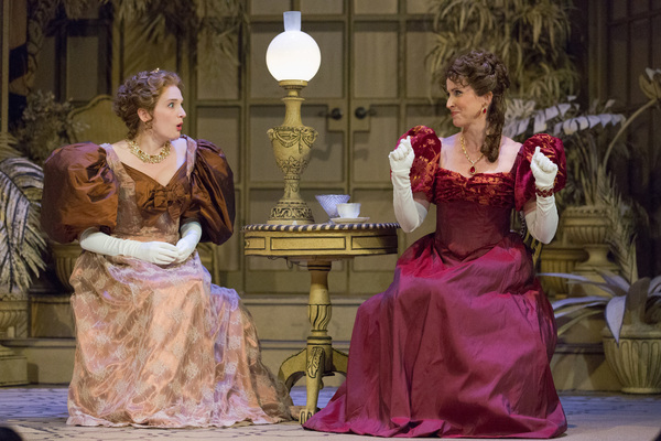 Photo Flash: A WOMAN OF NO IMPORTANCE Opened at the Walnut Street Theatre