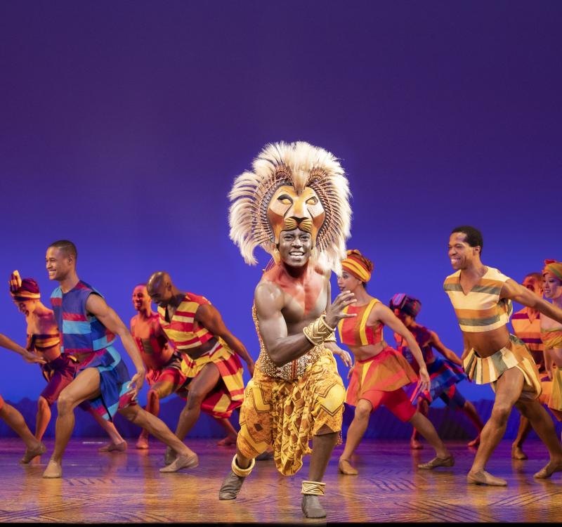 Photo Flash: Take a Look at New Photos From Disney's THE LION KING North American Tour