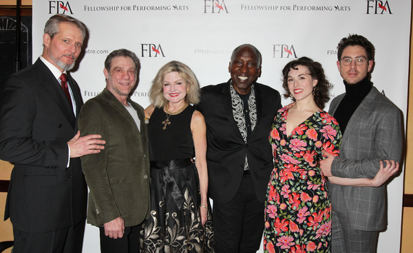 David Andrew MacDonald, Lou Liberatore, Alison Fraser, Mel Johnson, Jr., Marina Shay  Photo