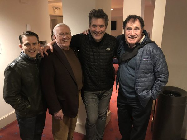 Photo Flash: Richard Kind and More Stop By HARRY TOWNSEND'S LAST STAND