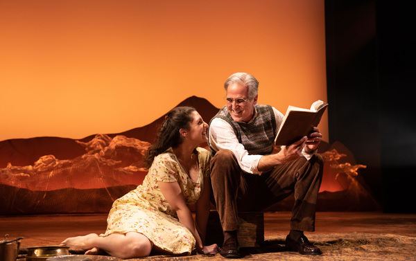 Photo Flash: First Look at A THOUSAND SPLENDID SUNS at Arena Stage