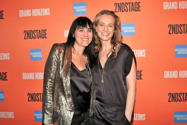 Leigh Silverman and Bess Wohl Photo