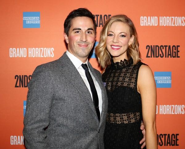 Matthew Scott and Kirsten Scott Photo