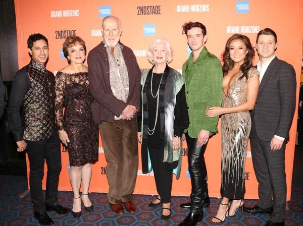 Photo Coverage: GRAND HORIZONS Celebrates Opening Night on Broadway!
