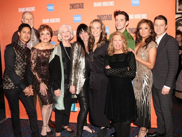 Maulik Pancholy, Priscilla Lopez, James Cromwell, Jane Alexander, Leigh Silverman, Be Photo