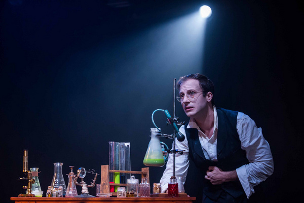 Photo Flash: First Look at JEKYLL AND HYDE at The Pavilion Theatre Castle Hill