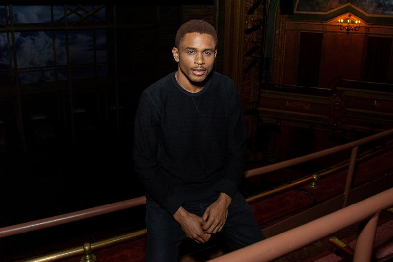 Debut of the Month: A SOLDIER'S PLAY's Nnamdi Asomugha Marches Into His Broadway Debut