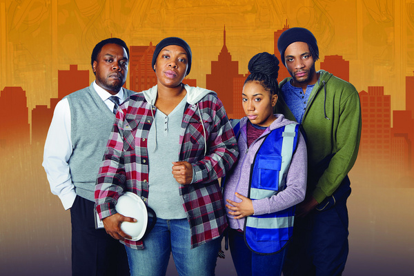 Photo Flash: American Stage Theatre Company Presents SKELETON CREW