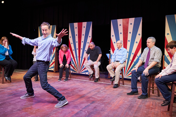 Photo Flash: See Photos of ADORE US! LINE at Iowa Stage Theatre Company