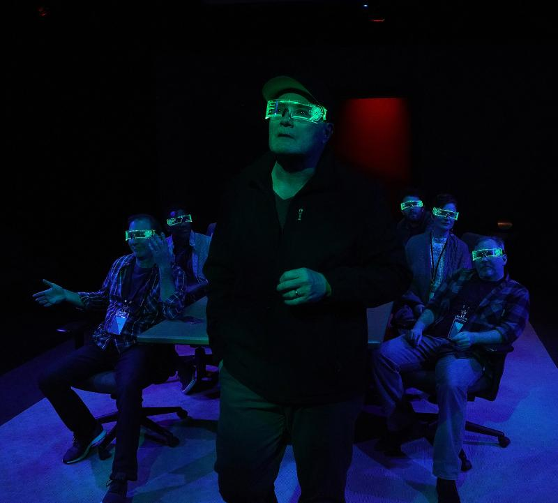 BWW Review: THE ANTIPODES Is Absurdly Fabulous At Road Less Traveled Productions