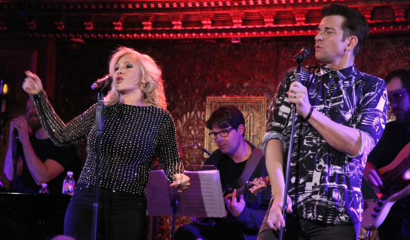 BWW Review: ORFEH AND ANDY KARL: LEGALLY BOUND Rocks And Rolls Full House at 54 Below