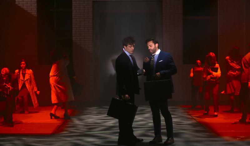 BWW Previews: Inizia A Bologna La Tournée Nazionale Del Musical GHOST, Prodotto Da Show Bees E Con La Regia Di Federico Bellone